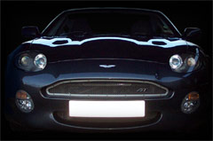 The Aston Martin DB7 GT is a work of art. With it's V12 engine and aerodynamic body contour this is the car you have to be seen in!
